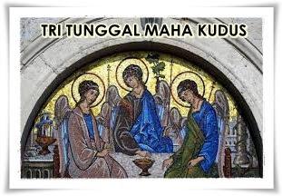 TEKS MISA H.R TRITUNGGAL MAHAKUDUS