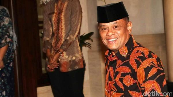 Akan Diberi Jokowi Penghargaan Bintang Mahaputera, Ini Respons Gatot