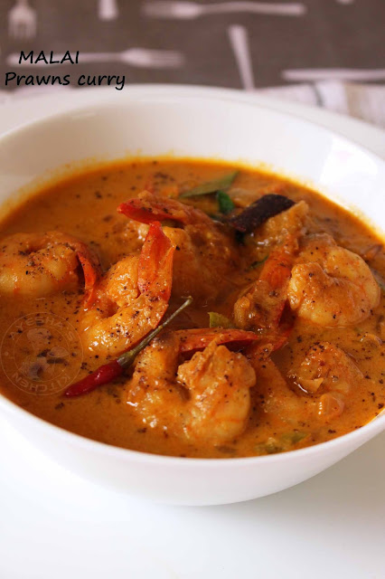 prawns in coconut milk chingri malai curry shrimp curry