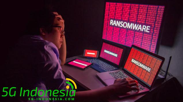 Kini Ransomware mengincar data pribadi