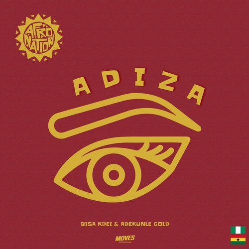 Bisa Kdei – Adiza ft. Adekunle Gold  (Mp3 Download)