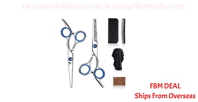 80%  off 3/6/8Pcs/Set Haircut Tool