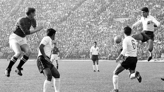 Chile y Suiza en Copa del Mundo Chile 1962, 30 de mayo