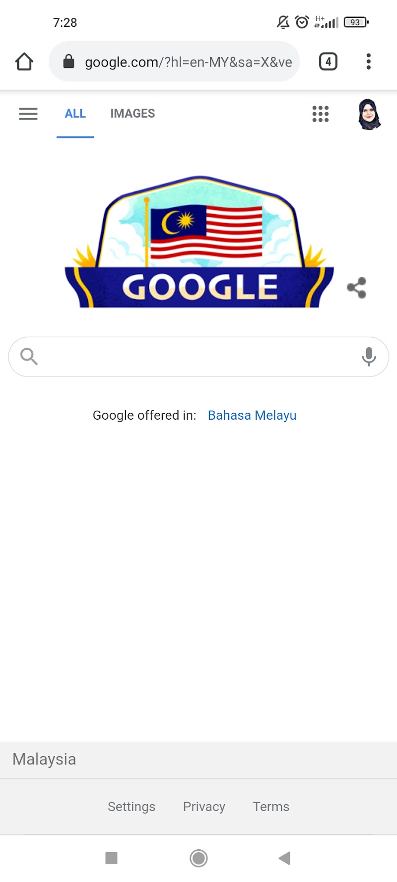 Hari Kemerdekaan Ke-64 Malaysia Pada Pandemik Covid-19   Meksah.com  