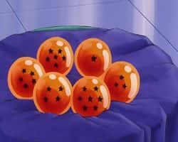 Black Star Dragon Balls
