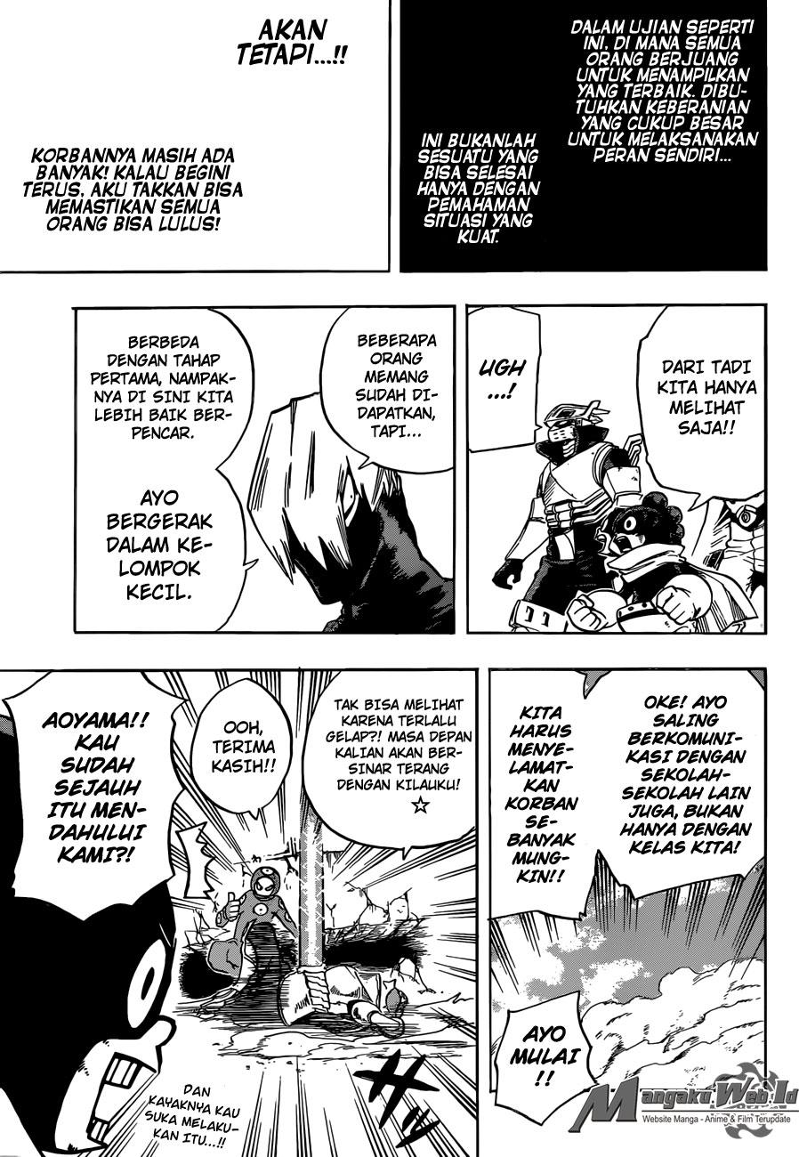 Boku no Hero Academia Chapter 110-8