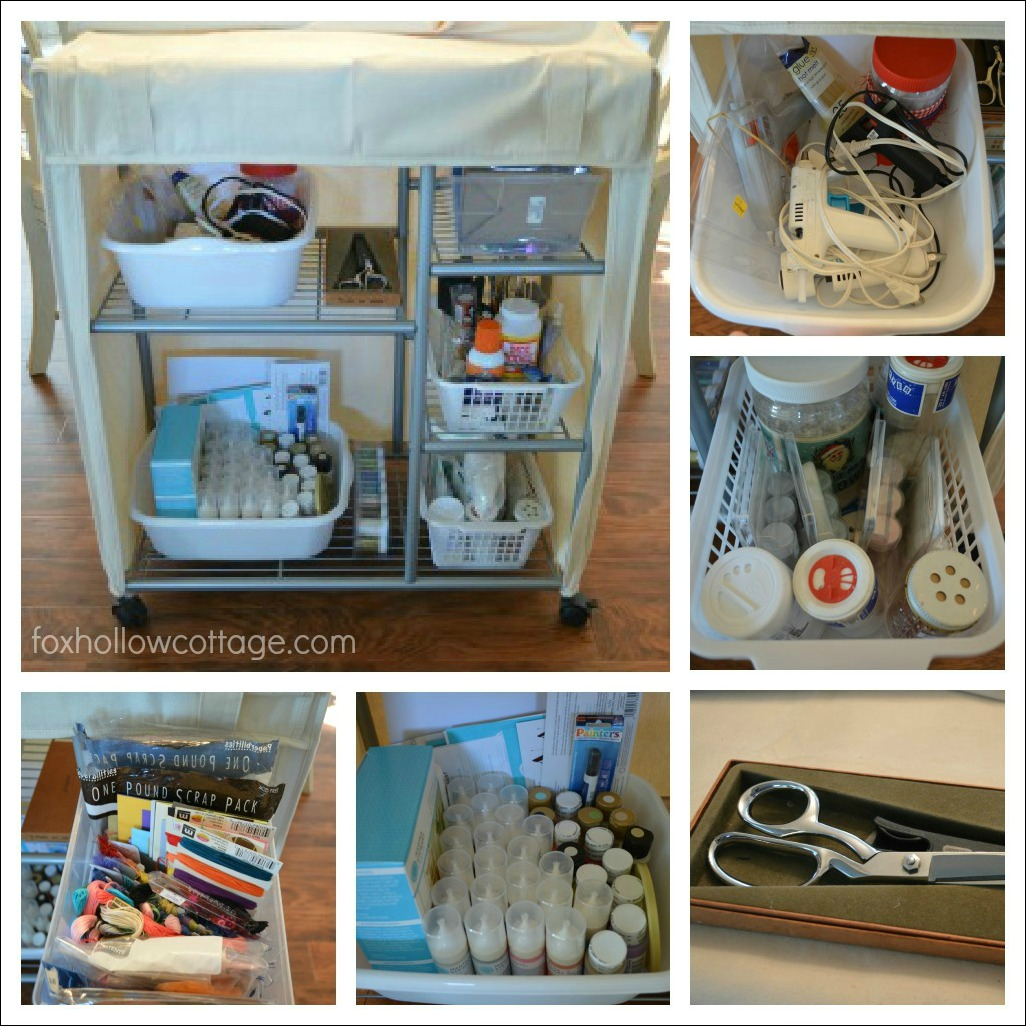 Cheap Craft Storage