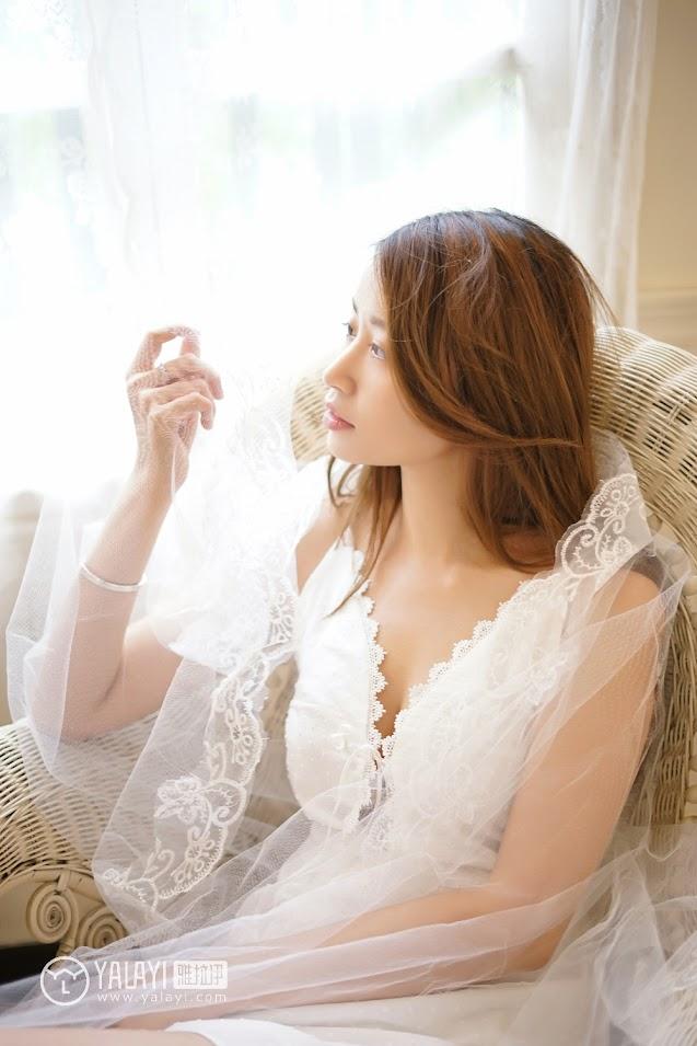 YALAYI雅拉伊  2018.08.01 NO.037 午后阳光 饰媛