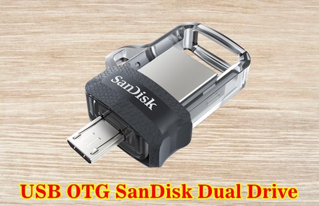 USB OTG SanDisk Dual Drive