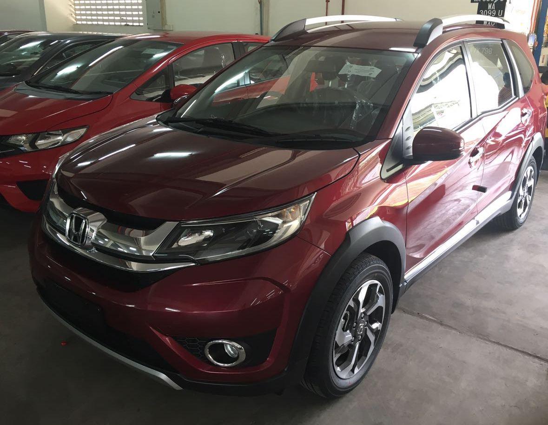Harga dan Gambar Honda BRV  Blog Putera Helmei