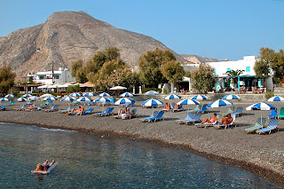 Karmari Beach Greek Islands Greece
