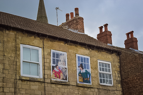 Things to do in Knaresborough - Knaresborough town windows trail
