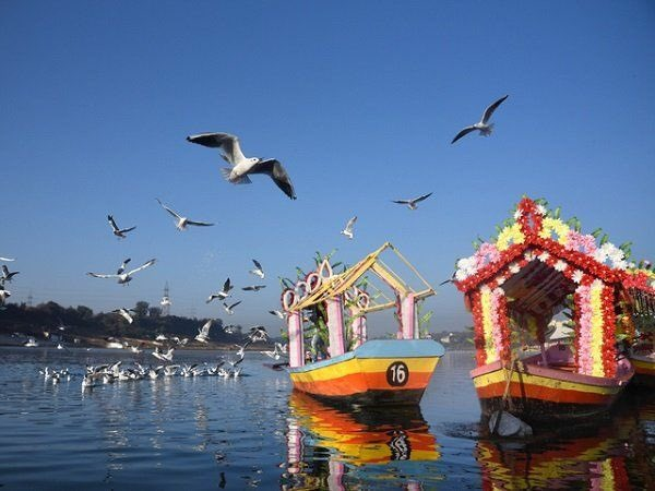Narmada Jayanti today, know here the auspicious time of bathing and worship method