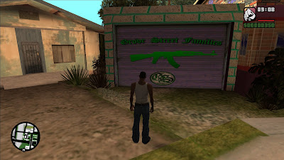 GTA San Andreas Karl House Texture For Pc