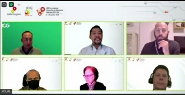 Digitalisasi Menjadi Salah Satu Terobosan Untuk Meningkatkan Produksi Migas Nasional