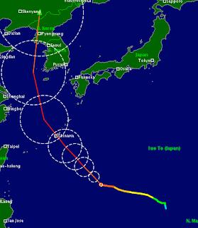 UPDATE: Typhoon Bolaven August 24