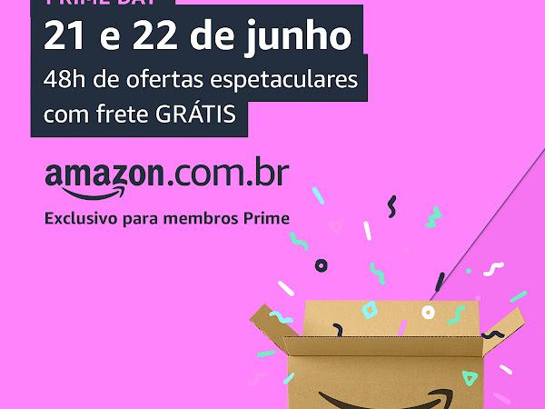 Vem aí: Prime Day da Amazon chega mais cedo em 2021