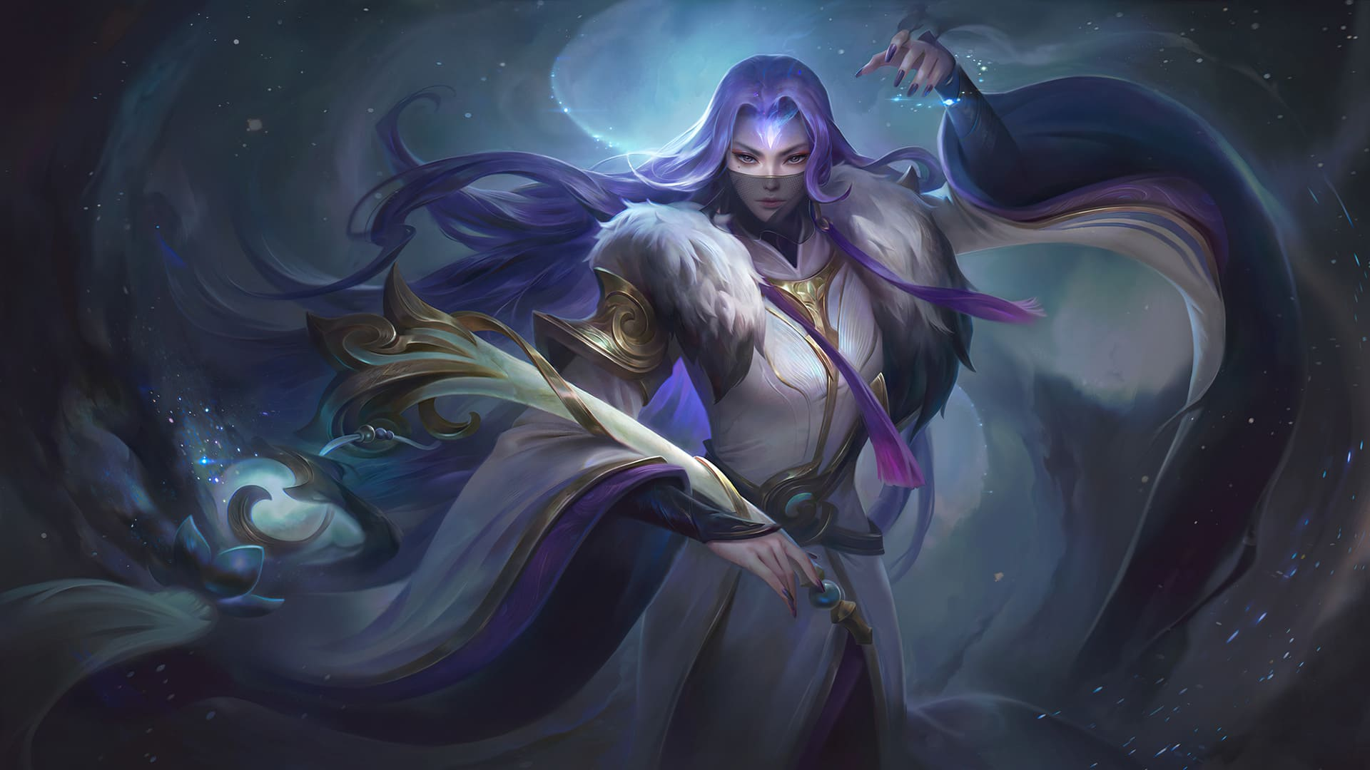 wallpaper luo yi mobile legends hd for PC hobigame
