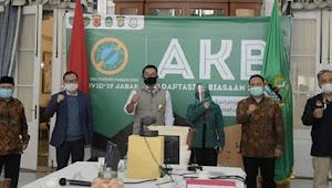 Gubernur Jabar Minta KPU Tindak Tegas Paslon Pelanggar Protokol Kesehatan