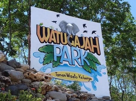Tiket Watu Gajah Park