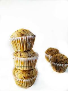Super Easy Resep Muffin Pisang Kukus Moist Awet Lembut