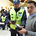 Capacitan a personal para operar nueva tecnología de carga de infracciones