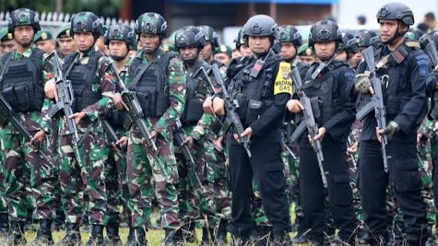 Menurut Bang Ray, Tak Elok Ada Pasukan TNI di Bawah Komando Polisi