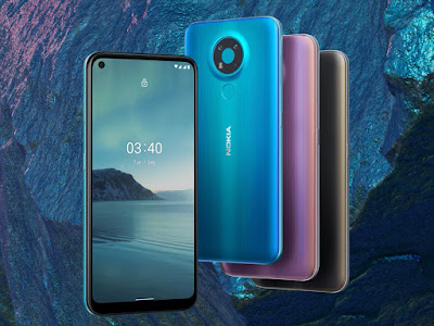 Nokia 3.4 характеристики, цена, камери.