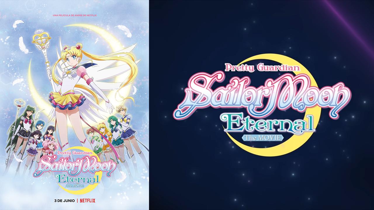 Pretty Guardian Sailor Moon Eternal Parte 2 Español Latino HD