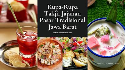 Takjil-jajanan-pasar-tradisional-Jawa-Barat