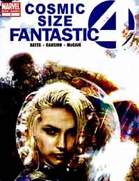Fantastic Four Cosmic-Size Special