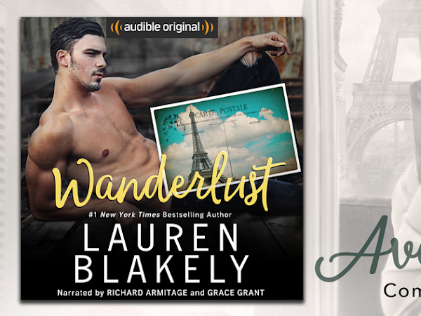 Wanderlust by Lauren Blakely | Audiobook Release Launch