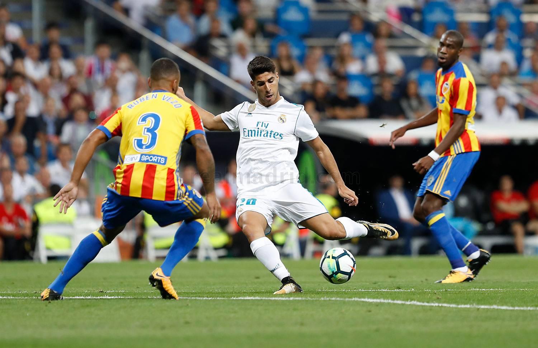 ريال مدريد وفالنسيا1-12-2018 الدوري الاسباني