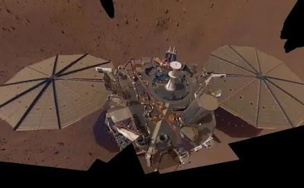 NASA: Σεισμός 4,2 Ρίχτερ στον Άρη και με διάρκεια 1,5 ώρας