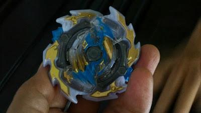 blue beyblade
