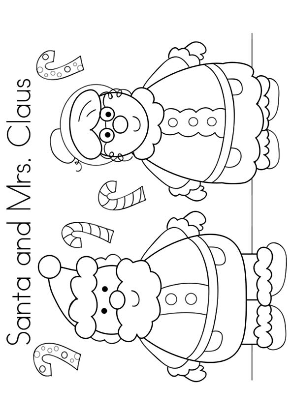 Free Merry Christmas Coloring Pages 2017 - Free Printable ...