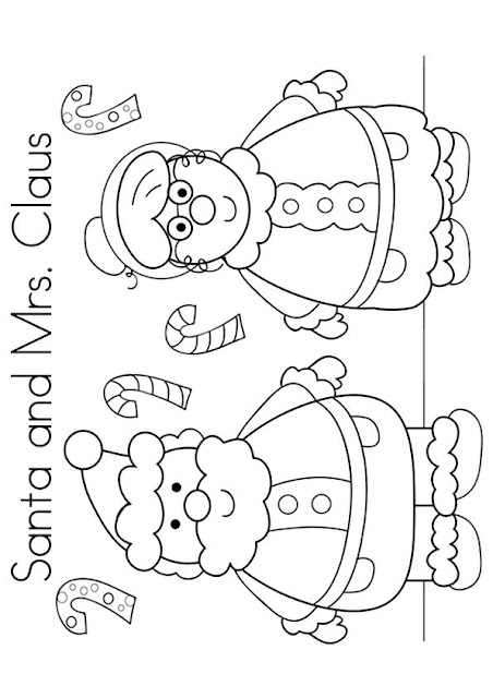 Christmas Coloring Pages 2018