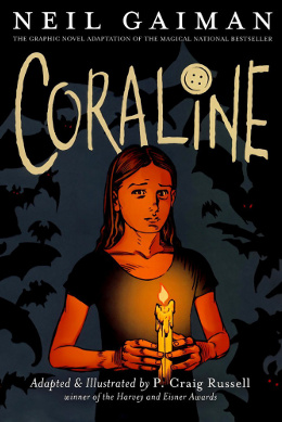 Read online Coraline graphic novel