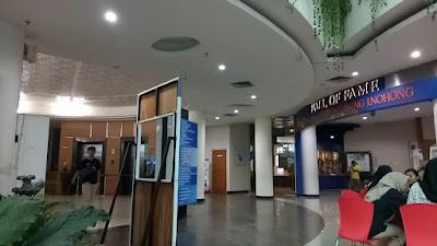 Lobby Dispusipda Jawa Barat