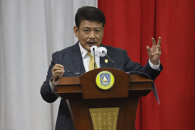 DPRD dan Pemprov Kepri Akan Melakukan Legal Action Perjuangkan Retribusi Labuh Jangkar