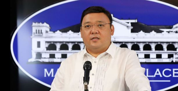 Presidential Spokesperson Secretary Harry Roque Jr.