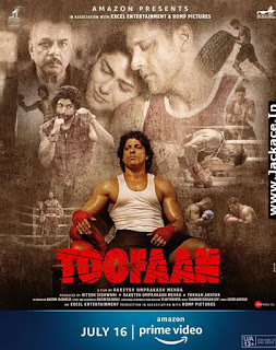 Toofan First Look Poster 9