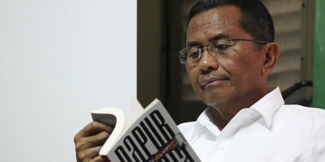 Dahlan Iskan Ingatkan Kekuatan Politik Jokowi Meredam Demo, Menyimpan Bara Panas di Bawah Permukaan