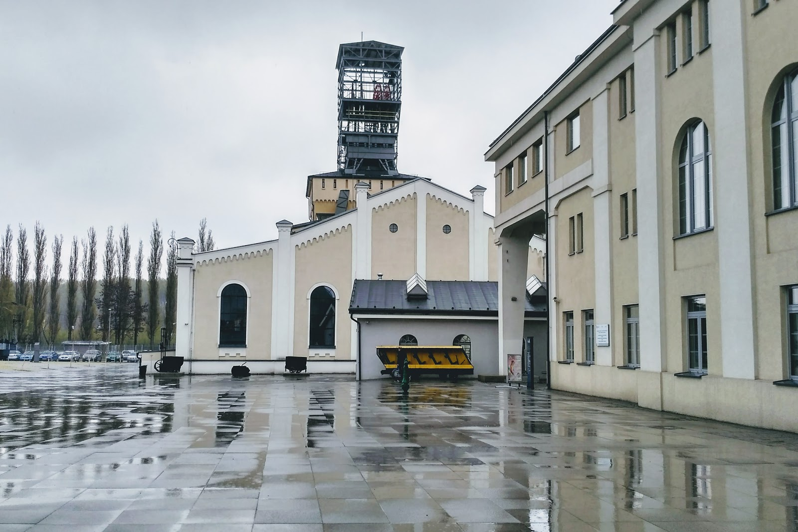 Stara Kopalnia w Wałbrzychu