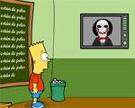 Solucion Bart Simpson Saw Game