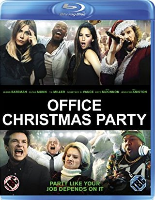 Office Christmas Party 2016 UNRATED English 480p BRRip 300MB ESubs