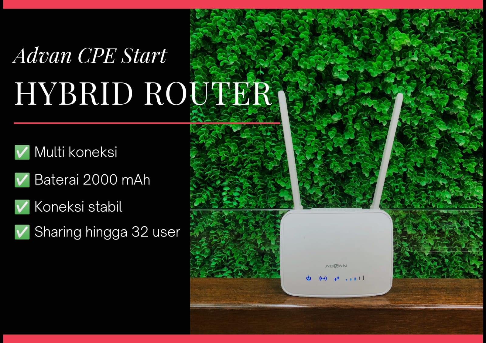 Hybrid Router
