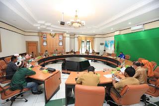 Rapat Koordinasi Pemanfaatan Fasilitas Umum Di Kelurahan Juwata Kerikil