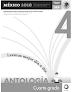 Antología de lecturas - Leemos mejor día a día. 4° grado