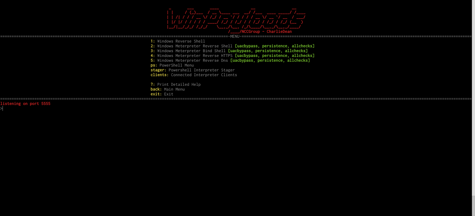 Winpayloads - How To Hack Windows PC using a Link on Kali